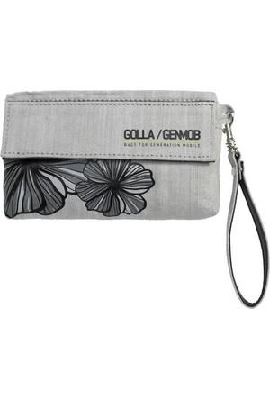 Golla Mobile Wallet Nepal Light Gray