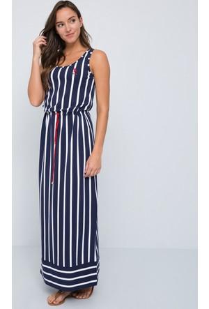 U.S. Polo Assn. Guer Kadın Örme Elbise