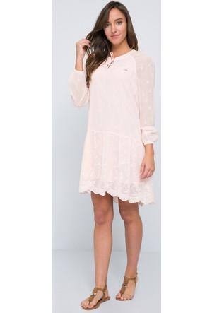 U.S. Polo Assn. Marney Kadın Dokuma Elbise