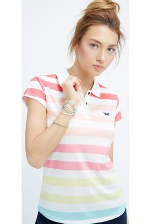 FullaModa Polo Yaka Tshirt 17Y17DVN0002