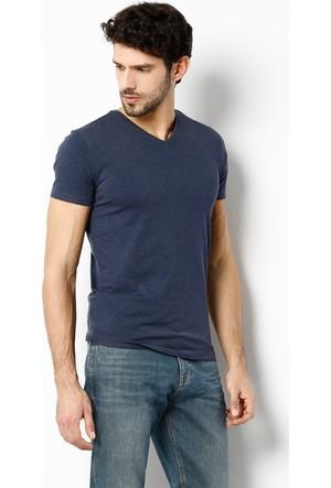 Colin's Lacivert Erkek T-Shirt Kısa Kol