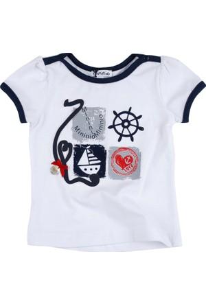 Zeyland Kız Çocuk Beyaz Bluz K-31M682nja51
