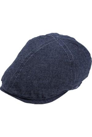 Bay Şapkacı Erkek Dikişli Kaset Şapka