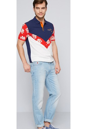 U.S. Polo Assn. Erkek Lantimer Pantolon Açık Mavi