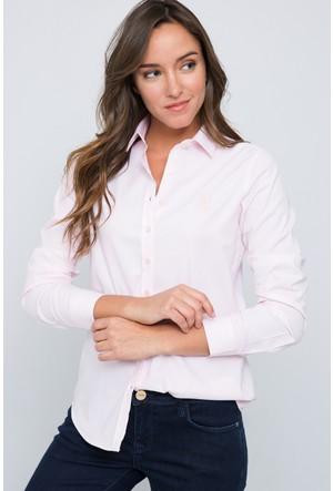 U.S. Polo Assn. Daxwo-Sz9 Kadın Gömlek