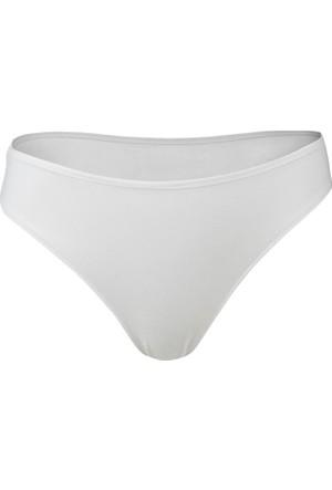 BSM 3'Lü Bsm Modal Bayan Bikini Kom 43744 Xxl - Ten