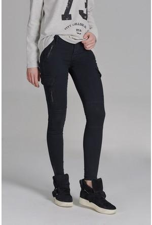 LTB Glannis Black Moss Wash Pantolon