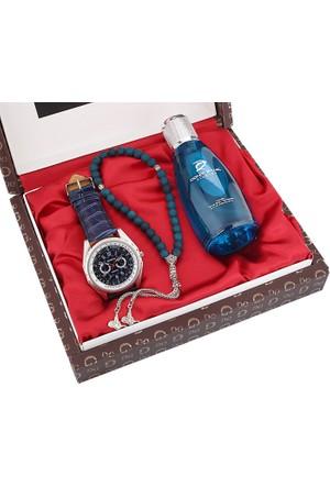 Geneva Ap 1922 Saat Parfüm Ve Tesbih Seti