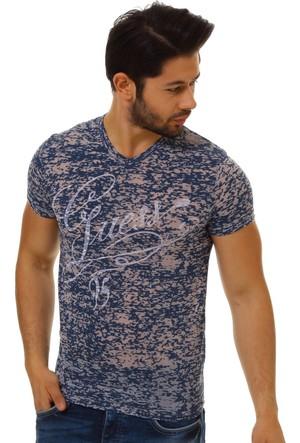 Twister Jeans Ets 1008 Mavi Erkek T-Shirt