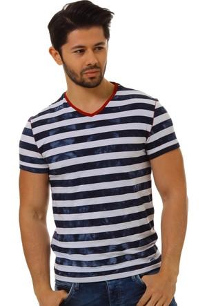 Twister Jeans Ets 1002 Lacivert Erkek T-Shirt