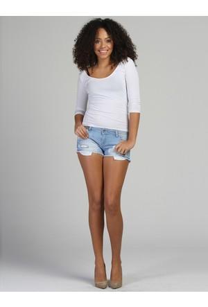 Twister Jeans Lora 3004-01 Kot Şort
