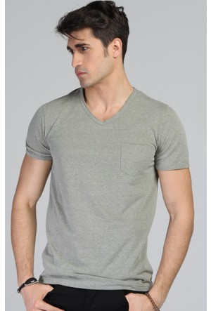 Twister Jeans Ets 1505 Yeşil Erkek T-Shirt