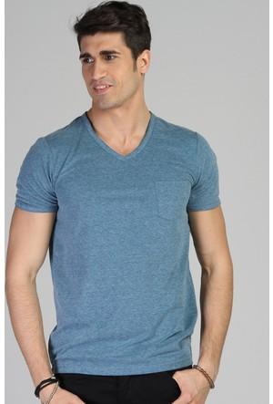 Twister Jeans Ets 1505 Petrol Erkek T-Shirt