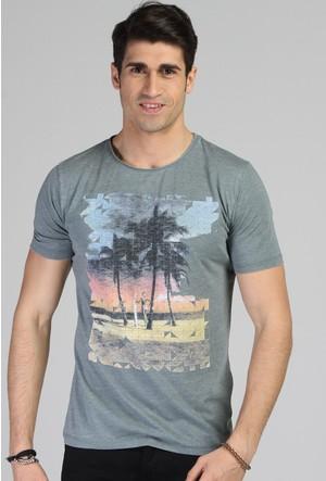 Twister Jeans Ets 1317 Haki T-Shirt