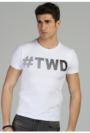 Twister Jeans Ets 1610 Beyaz T-Shirt