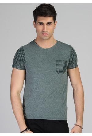 Twister Jeans Ets 1605 Haki T-Shirt