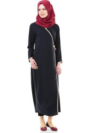 İhvan 5006-2 Lacivert Namaz Elbisesi