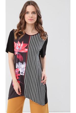 Lir Kadın Bluz Siyah 2130