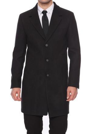 Efor PLT 048 Yandan Cepli Klasik Yakalı Erkek Palto PLT48V1117