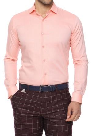 Efor GK 465 Cepsiz Klasik Yakalı Erkek Gömlek GK465S0217