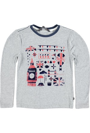 Kanz Erkek Çocuk 152-4551K Uzun Kollu T-Shirt