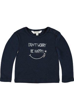Kanz Unisex Çocuk 152-3513 Uzun Kollu T-Shirt (0003513)