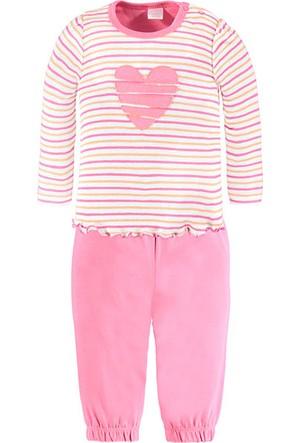 Kanz Kız Çocuk 163-5068 Pijama Takım