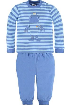 Kanz Erkek Çocuk 163-5192 Pijama Takım