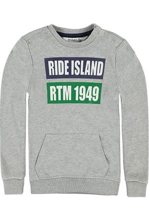 Kanz Erkek Çocuk 163-6973K Sweatshirt