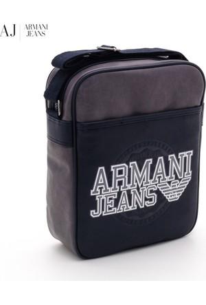 Armani Grey Orange Z6261Y2Z2 Grigio - Grey Armani Çanta