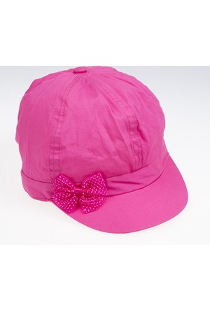 Soobe Kız Çocuk Baretta Şapka Karışık Renkli