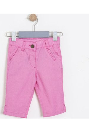 Soobe Kız Bebek Pantolon Koyu Pembe