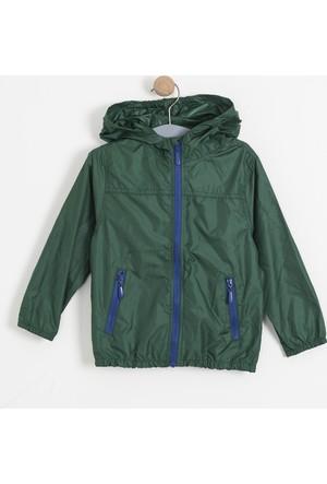 Soobe Çocuk Yağmurluk Yeşil