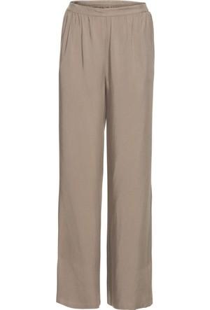 Bodyflirt Yeşil Geniş Kesim Pantolon