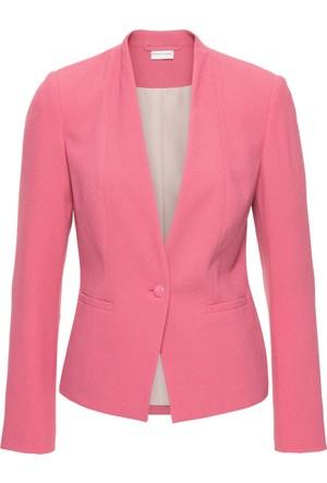 Bodyflirt Kadın Pembe Blazer Ceket