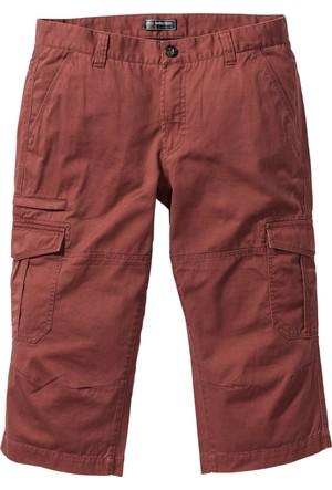 Bpc Selection Kırmızı Kapri Kargo Pantolon Loose Fit