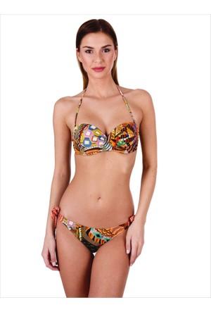 Ayyıldız Kadın Hafif Destekli Bikini