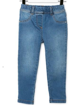 Losan Kız Çocuk Slim Fit Kot Pantolon 2 Yaş
