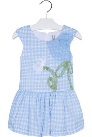 Mayoral Kız Çocuk Elbise 2 Yaş (92 cm)