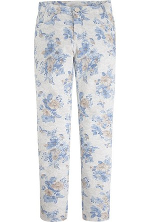 Mayoral Kız Çocuk Pantolon Çiçekli 12 Yaş (152 cm)