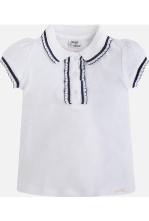 Mayoral Kız Çocuk T-Shirt Kısa Kol 8 Yaş