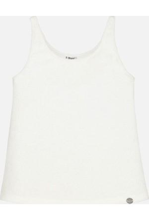 Mayoral Kız Çocuk T-Shirt Basic 16 Yaş