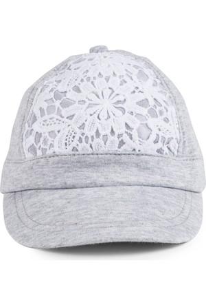 Losan Kız Çocuk Penye Şapka