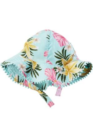Carter's Kız Bebek Şapka-Collection4 D17G038