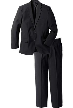 bonprix Pantolon Takım (2 Parça) Siyah