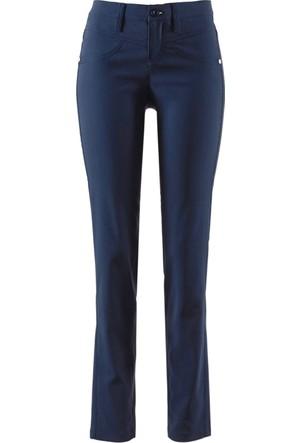 Bpc Bonprix Collection Mavi Streç Model Pantolon