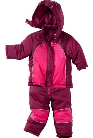 bonprix Kar Kıyafeti (2 Parçalı Set) Lila