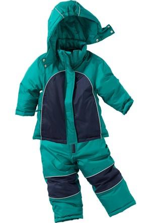 Bpc Bonprix Collection Yeşil Kar Kıyafeti (2 Parçalı Set) 34-54 Beden