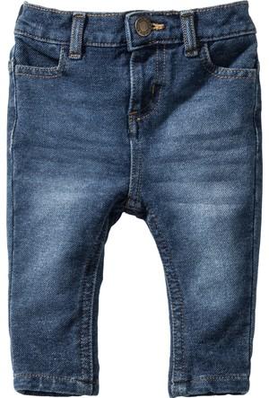 John Baner Jeanswear Mavi Jean Görünümde Bebek Tayt