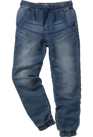 John Baner Jeanswear Mavi Jean Görünümlü Pantolon
